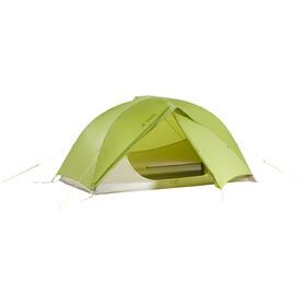 VAUDE Space Seamless 1-2P Telt, cress green
